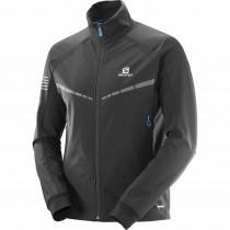 Salomon Rs Warm Softshell Jacket Men's Black