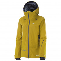 Salomon Qst Charge Gtx® 3l Jacket Women´s Maize