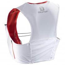 Salomon S-Lab Sense Ultra 5 Set White/Racing Red