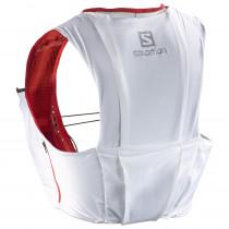Salomon S-Lab Sense Ultra 8 Set White/Racing Red