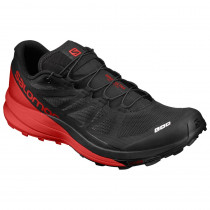 Salomon S-Lab Sense Ultra Black/Racing Red/White