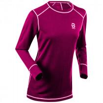 Bjørn Dæhlie Shirt Trainingwool Women Bright Rose