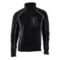 Skigo Elevation Stretch Warm Up Jacket Black