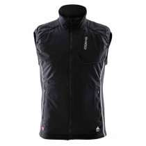 Skigo Elevation Stretch Warm-Up Vest Black