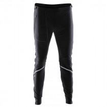 Skigo Men's Elevation Stretch Warm-Up Pant Black