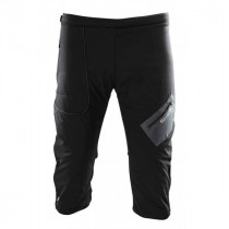 Skigo Men's Elevation Stretch Warm-Up Short Black