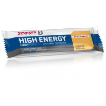 Sponser High Energy Bar Vanilla/Apricot 40 g