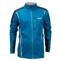 Swix Motion Softshell Jacket Men Blue Sapphire