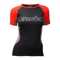 Swix Radiant Racex SS Women Neon Red