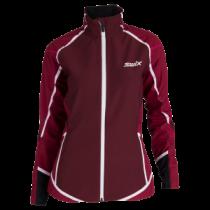 Swix Elite Jacket Womens Aubergine/Wine