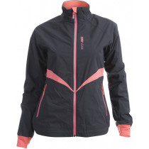 Swix Invincible Jacket Women's Black/Cold Red