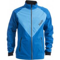 Swix Invincible Jacket Mens Mykonos Blue/Cold Blue