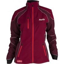 Swix Profit Revolution Jacket Women's Aubergine/Wine