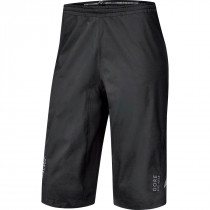 Gore Bike Wear Element Gore-Tex Paclite Shorts Black