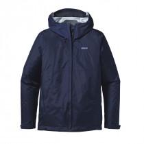 Patagonia M Torrentshell Jacket Navy Blue W/Navy Blue