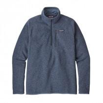 Patagonia M's Better Sweater 1/4 Zip Dolomite Blue