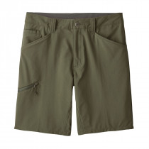 Patagonia M's Quandary Shorts - 10 In. Industrial Green