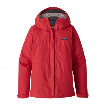 Patagonia Women's Torrentshell Jacket Maraschino
