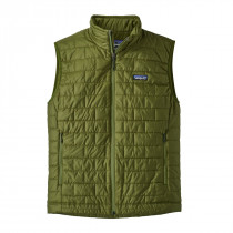 Patagonia M's Nano Puff Vest Sprouted Green