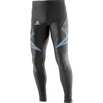 Salomon Intensity Long Tight M Black/Hawaiian