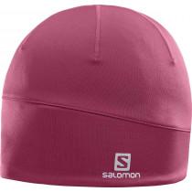 Salomon Active Beanie Beet Red