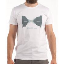 Gridarmor T-Shirt Organic Cotton No.4 White