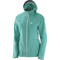 Salomon Lightning Pro Wp Jkt W Dynasty Green