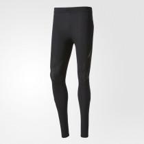 Adidas Adizero Sprintweb Long Tights Men's Black
