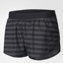 Adidas Adizero Split Shorts Women's Black/Utility Black