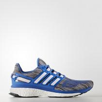 Adidas Energy Boost 3 Shoes Men's Blue/Ftwr White/Core Black