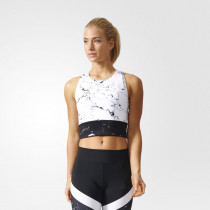 Adidas Speed Crop Marb White/Black