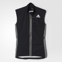 Adidas Xperior Soft Shell Vest Men's Black
