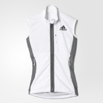 Adidas Xperior Soft Shell Vest Women's White