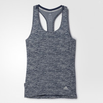 Adidas Supernova Fitted Tank Women's Mineral Blue