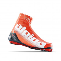 Alpina Skisko ECL Pro Rød/Sort/Hvit