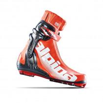 Alpina Skisko ESK Skate Rød/Sort/Hvit