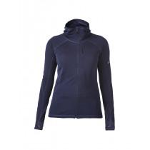 Berghaus Women's Smoulder Light Hooded Jacket Evening Blue