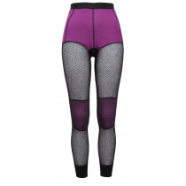 Brynje Lady Wool Thermo Longs Black/Violet