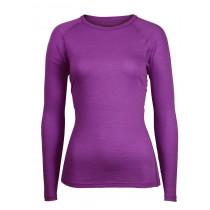 Brynje Lady Classic Rib Shirt Violet