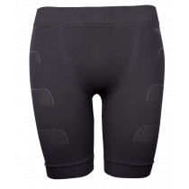 Brynje Super Seamless Boxer-Shorts Black