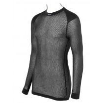 Brynje Wool Thermo Shirt w/inlay Black