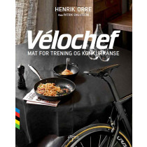 Velochef, av Henrik Orre.