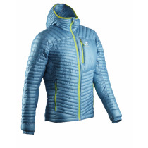 SKIGO Apex down jacket herre turkis