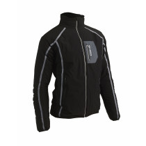 SKIGO Elevation Stretch Jacket Herre Sort