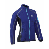 Skigo W Elevation Stretch Warm-Up Jacket Purple