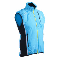 SKIGO Elevation Stretch Vest Herre Turkis