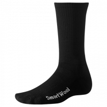 Smartwool Hiking Liner Crew Black/Sort
