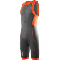 2XU G:2 Active Trisuit- M Black/Desert Red