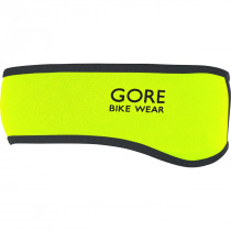 Gore Bike Wear Universal Gore Windstopper Headband Neon Yellow/Black ONE