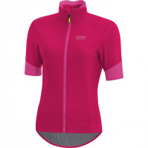 Gore Bike Wear® Power Lady Gore® Windstopper® Jersey Jazzy Pink